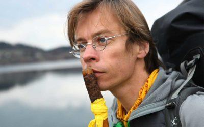 Weltenwanderer Gregor Sieböck
